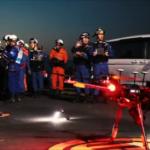 緊急消防援助隊九州ブロック合同 夜間訓練 ドローン部隊の役割