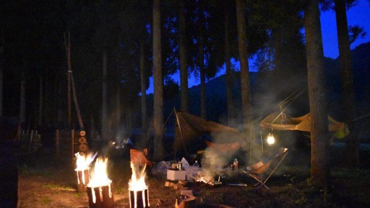この夏、キャンプをしながら 思い切りドローンを楽しもう!