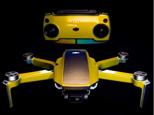 Drone ラッピングステッカー(スキンシール)